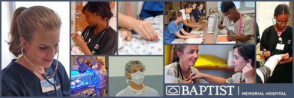 CRASH Course nursing camp is for teens in Memphis and the Mid-South interested in pursuing health care careers.